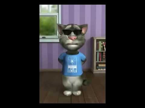 Talking Tom Cat cover Con Nhà Nghèo (LEG)