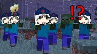【マインクラフト】支配者えーりん先生⑦~戦略的撤退【Minecraft ゆっくり実況プレイ】