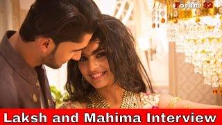 getlinkyoutube.com-Adhuri Kahaani Hamari on And TV | Laksh and Mahima Interview | Part 1