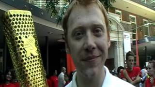 RGus Exclusive: Rupert Grint talks about his favourite Charity