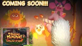 getlinkyoutube.com-OMG NEW MY SINGING MONSTERS GAME DAWN OF FIRE coming soon!!!