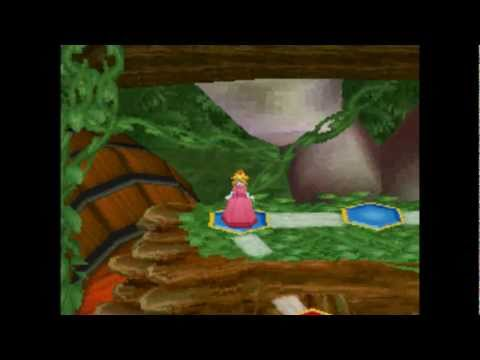 Mario Party DS - Adventure - DK's Stone Statue