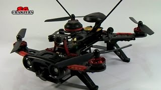 Walkera Runner 250 Advance Drone 5.8G FPV GPS System Racing Quadcopter RTF Unboxing and first look!