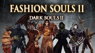 getlinkyoutube.com-[Dark Souls 2] Fashion Souls 2 Showcase