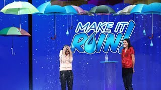 Ellen 'Makes It Rain' in the 'Game of Games Tournament'