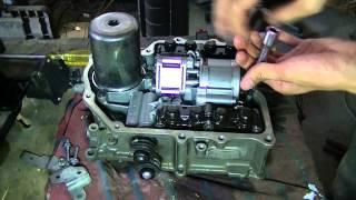 getlinkyoutube.com-Inside the VW Golf MK6 DSG 7 speed mechatronics