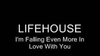 getlinkyoutube.com-Lifehouse - I'm Falling Even More In Love With You