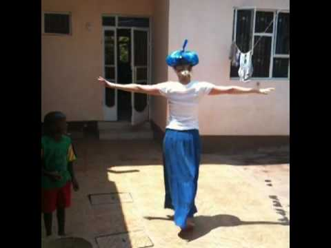 Nyla and Amy's Balancing Act - mamahope.org ****TANZANIA****