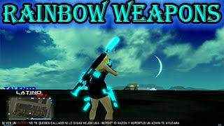 getlinkyoutube.com-[MOD] Rainbow Weapons • Armas Do Arco-íris [GTA SA & SAMP]