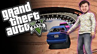 GTA 5 PC Online Funny Moments - DEMOLITION DERBY!! (Custom Games)
