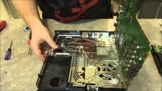 getlinkyoutube.com-PS4 Teardown disassembly for Cleaning & replacing Thermal paste & repair
