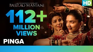 getlinkyoutube.com-Pinga | Official Video Song | Bajirao Mastani | Deepika Padukone, Priyanka Chopra