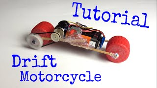 getlinkyoutube.com-How to make an electric Motorcycle - Mini electric car - Tutorial - Drift