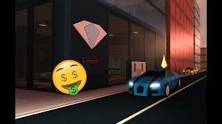 ROBLOX Jailbreak - How to Rob The Jewelry Store  (NO KEYCARD NEEDED)
