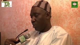 Diffusion en direct discour  de Serigne Hamsatou Mbacke Touba Belel TV
