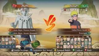 getlinkyoutube.com-Mod Pack Naruto Storm Revolution V1 By Alfian Bagastama