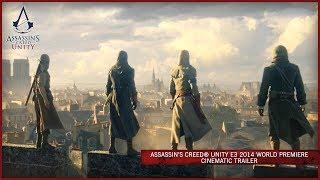 getlinkyoutube.com-Assassin's Creed Unity E3 2014 World Premiere Cinematic Trailer [EUROPE]