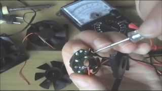getlinkyoutube.com-صناعة مولد كهربائي عن طريق مروحة البروسيسور