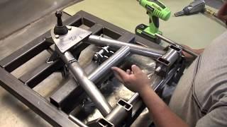 getlinkyoutube.com-Control Arm Jig Assembly