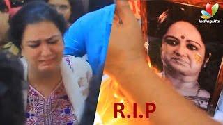 getlinkyoutube.com-Kalpana sudden death shocks Mollywood | Watch Final Farewell