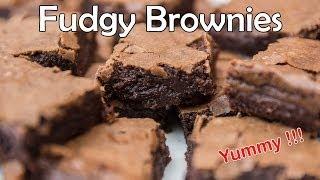 getlinkyoutube.com-The Best Fudgy Brownies