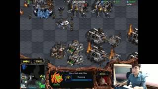 getlinkyoutube.com-2017.2.26 [생방송] 깝도이의 StarCraft Live!!