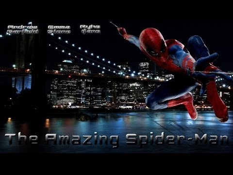 Stan Lee's World of Heroes - The Amazing Spider-Man Speed Art