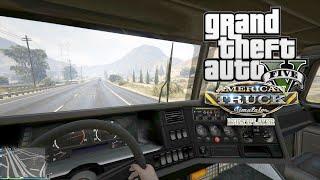 getlinkyoutube.com-GTA 5 PC American Truck Simulator with Jasonct203