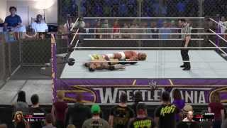 getlinkyoutube.com-Friday Rivalry, WWE 2K15