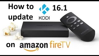getlinkyoutube.com-How to update or install Kodi 16.1 on Amazon Fire TV or Fire Stick - ES File Explorer Method
