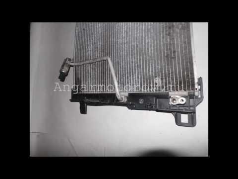 Где радиатор кондиционера в Mercedes СЛ