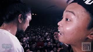 FlipTop - Apekz vs Mhot @ Isabuhay 2017