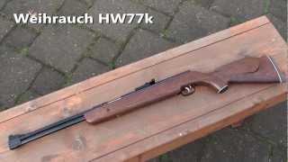 getlinkyoutube.com-Weihrauch HW77k Air Rifle