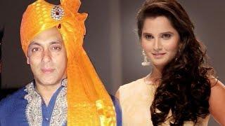 getlinkyoutube.com-Salman Khan Should Play My Husband In The Biopic :Sania Mirza