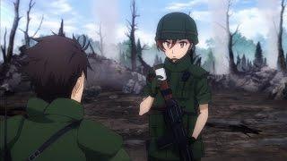 Top 8 Military Anime (Remake ver.)