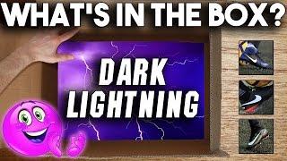 getlinkyoutube.com-What's In The Box? Nike Dark Lightning Football Boots
