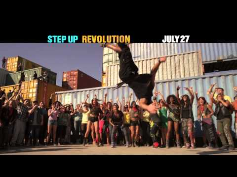 "STEP UP REVOLUTION - ""Boxes"" :30 TV Spot"