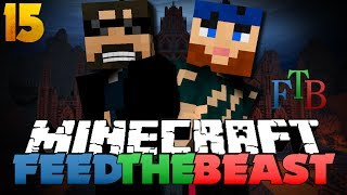 getlinkyoutube.com-Minecraft Modded Survival - FTB 15 - HIJACKERS ARE BACK