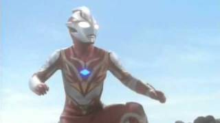 getlinkyoutube.com-Ultraman Mebius and Ultraman Leo