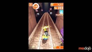 getlinkyoutube.com-Despicable Me: Minion Rush Walkthrough El Macho Boss Battle (iPhone/iPad)