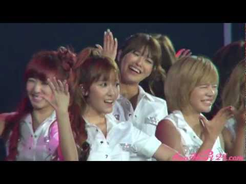 [Fancam] 120702 K-POP NATION CONCERT in MACAO Gee SNSD Sooyoung