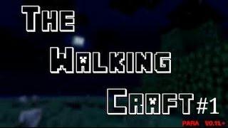 getlinkyoutube.com-Minecraft pe 0.12.1 nova série the walking craft