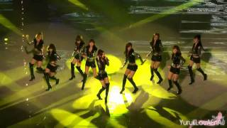 getlinkyoutube.com-[Fancam] SNSD ::101230 2010 KBS Music Festival - Run Devil Run + Oh!