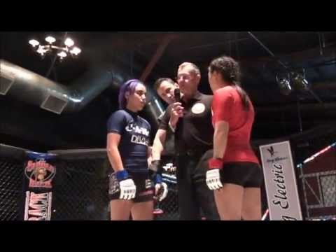 5150 FightWear Presents - Mellissa Wang vs Kyra Batara