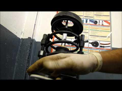 Saura - Como trocar kit amortecedor (batente, coxim, rolamento)