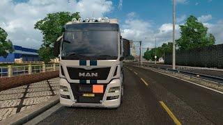 - Euro Truck Simulator 2 - MAN TGX EURO 6 V1.4 1.21.XX