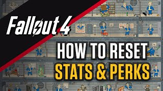getlinkyoutube.com-Fallout 4: How to Reset Perks and Skill Points (RESPEC)