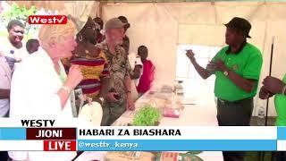 Wakulima wa  Lugari watakiwa kukumbatia teknolojia mpya ya kilimo.