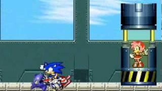 getlinkyoutube.com-Sonic vs Eggman
