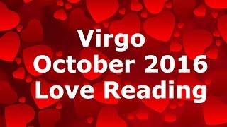 getlinkyoutube.com-Virgo October 2016 Love Tarot Reading